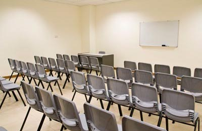 single seminar room 1